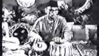 Ustad Ahmedjan Thirakwa Tabla Solo Teental 1961