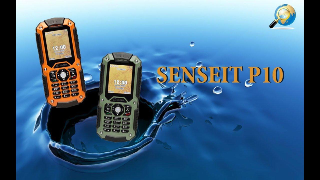 Россия телефон мобильный SENSEIT P 10