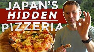 Japan's most delicious pizzeria hidden on a mountaintop
