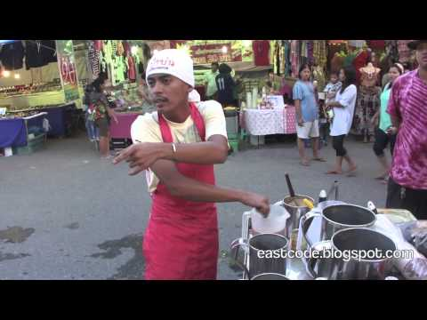 Krabi Tea Master  Thailand