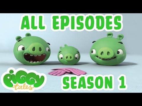 Angry Birds | Piggy Tales | All Episodes Mashup