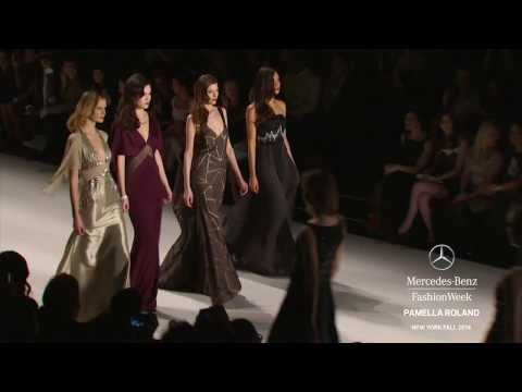 PAMELLA ROLAND: MERCEDES-BENZ FASHION WEEK Fall 2014 COLLECTIONS