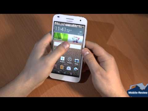 Видеообзор Huawei Ascend G7
