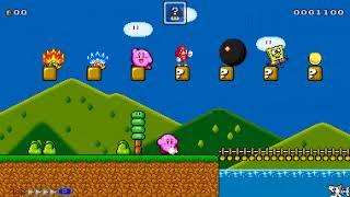 Pack de Mis Custom Powers Super Mario 4 Jugadores