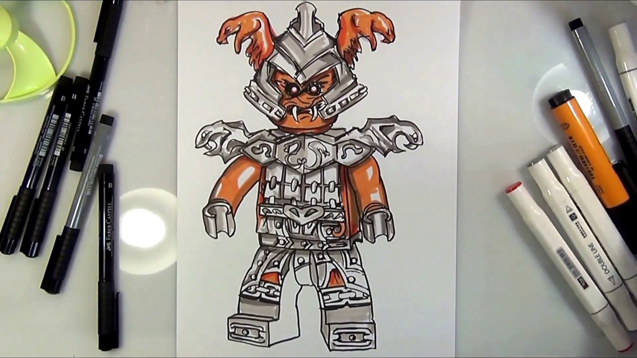 lego ninjago how to draw jay