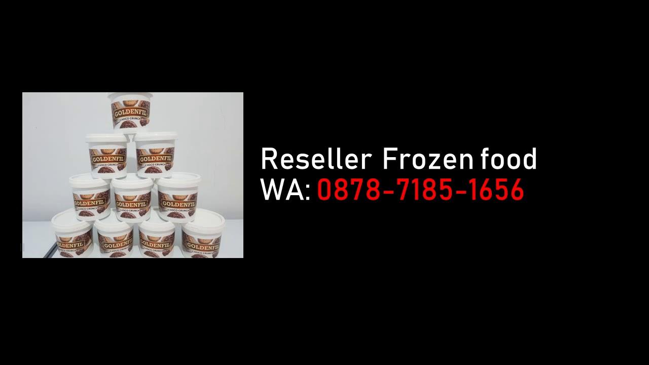 087871851656 Reseller Macam Macam Makanan Frozen Food Youtube