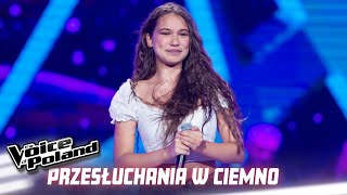 "Alicja Szemplińska - ""Scars To Your Beautiful"" - Blind Auditions - The Voice of Poland 10"