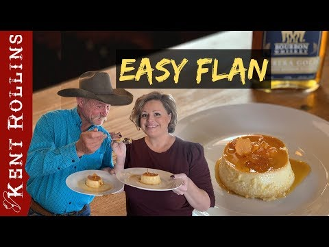 Easy Flan Recipe | How to Make Flan