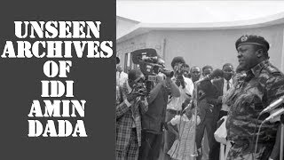 Unseen Archives Of Idi Amin Dada Revealed On International Museum Day At The Uganda Museum