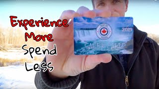 Save Money on the Best Things To Do in Canada! The Must Do Canada Saver Card