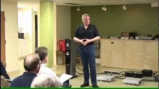 Steve McCormack presents at the PNWAS Meeting Pt 1/6