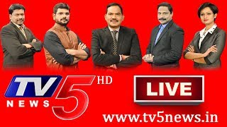 TV5 News LIVE | BIG Breaking News | Telugu News Live