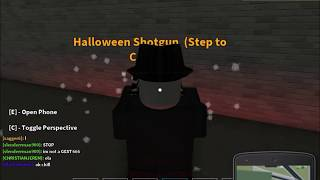 Tutorial para obter Halloween AA-11 (ruas de Bloxwood: Remastered, Roblox)