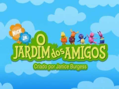 O Jardim Dos Amigos Portugues Trailer Youtube