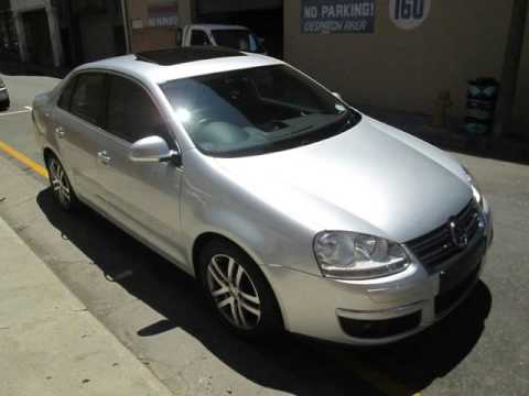 2006 VOLKSWAGEN JETTA 2.0 TDI Highline Auto For Sale On Auto Trader South Africa
