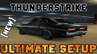 Thunderstrike Umate Setup + Test Drive! (Dodge Charger)   CarX Drift Racing