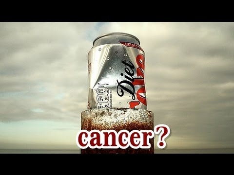 does diet coke cause cancer?