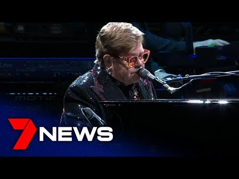 Elton John Fans Warned After Hundreds Of Fake Tickets Sold On Viagogo | Adelaide | 7NEWS