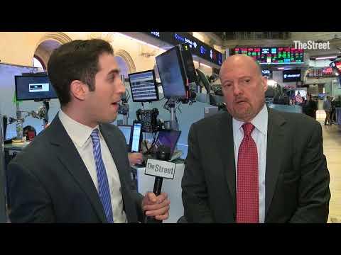 REPLAY: Jim Cramer NYSE Live Show, Friday, November 17th