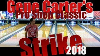 Strike 2018 Bowling Gene Carter