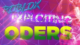 ROBLOX EXPLOITING ODERS | Stella Exploiting | Lvl 7