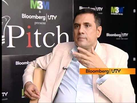 Bloomberg UTV launches The Pitch
