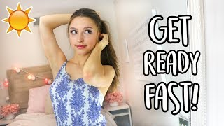 Easy Ways To Get Ready For School Faster!!
