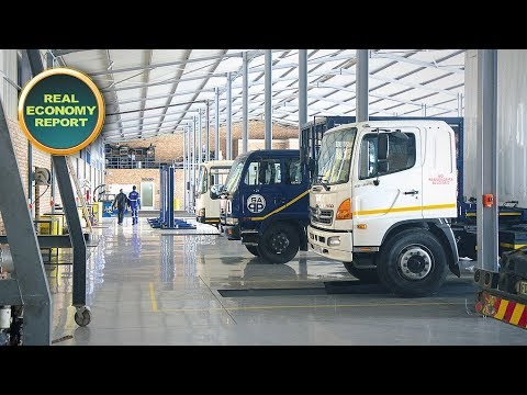 Complete heavy-vehicle service station concept created through partnership