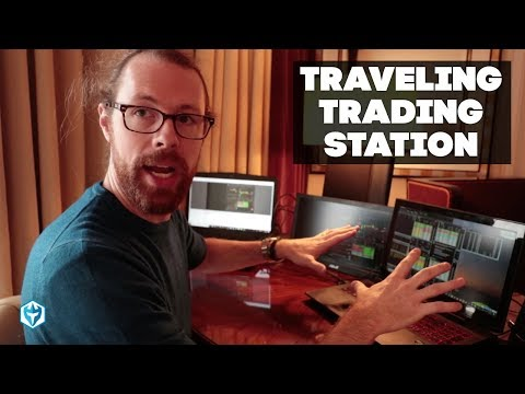 How to set up a Traveling Trading Station