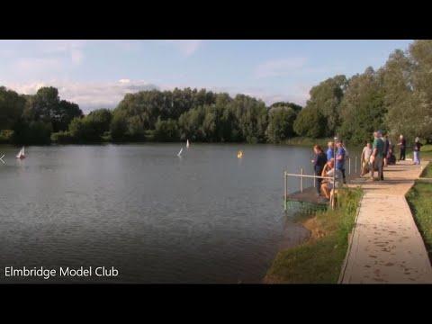 Elmbridge Model Club - Marine Section. Boats - Demonstration. July 2019