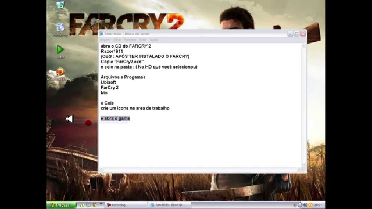 sesswinlo • Blog Archive • Far cry 2 manual activation unlock