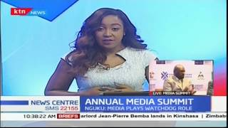 Senior government officials and stakeholders in media industry attend Annual Media Summit