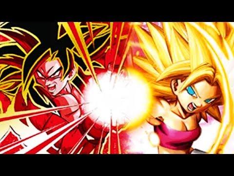 NEW RED CAULIFLA LEADER! Draft Box 2 SSJ4 Goku + GT Deck Profile | Dragon Ball Super Card Game TCG