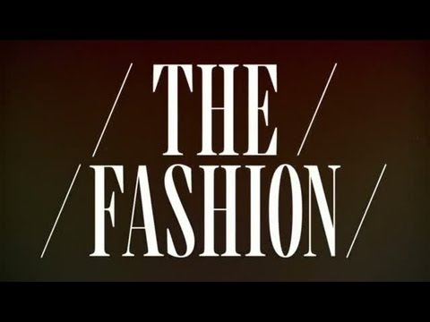 Teaser for the Fashion, a new magazine from the Guardian and the Observer