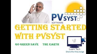 PVSyst Training#Design a Solar PV project