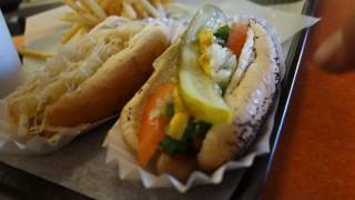 Lipumas Coney Island 70 MILLION Hot Dogs Sold Since 1969 Restaurant Review