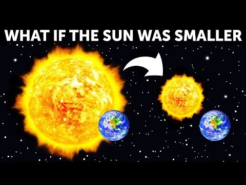 what-if-the-sun-was-twice-smaller