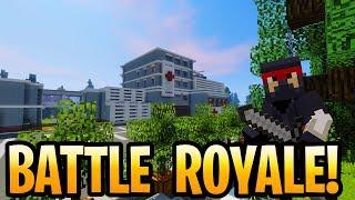 Minecraft Battle Royale Live! Bedrock Servers Update Xbox, MCPE & Windows 10
