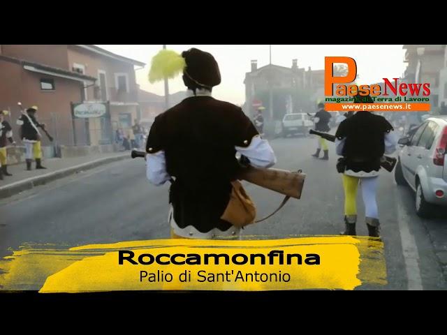 roccamonfina palio sant'antonio 2019i