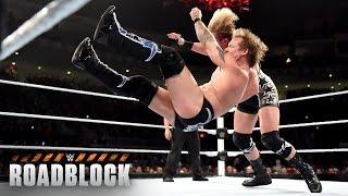 WWE Network: Jack Swagger vs. Chris Jericho: WWE Roadblock 2016