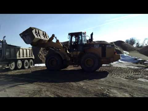 2010 Caterpillar 972G Wheel Loader