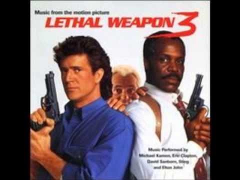 l'arme fatale 3 ( lt's probably me ) sting  1992