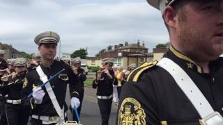 Saltcoats Protestant Boys . Annual Parade 2016
