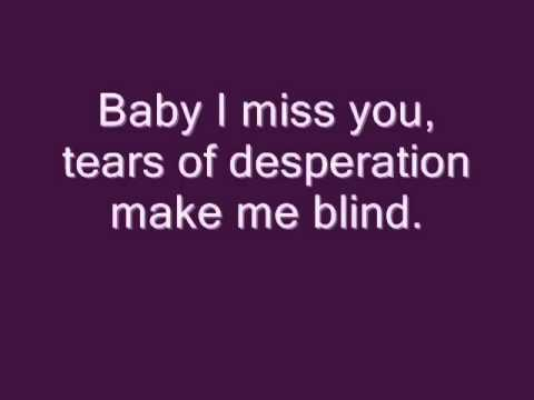 Chris Norman   Baby I miss you