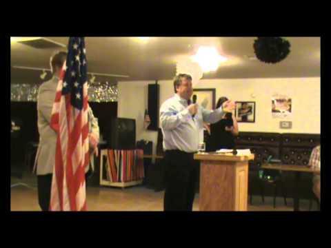 RUN 4 SENATE District 7 - Tony Booth & Brian Danse