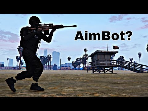 Is this Classed As AimBot? | GTA ONLINE