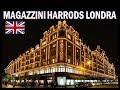 Grandi Magazzini HARRODS a LONDRA con Lambrenedetto !!!