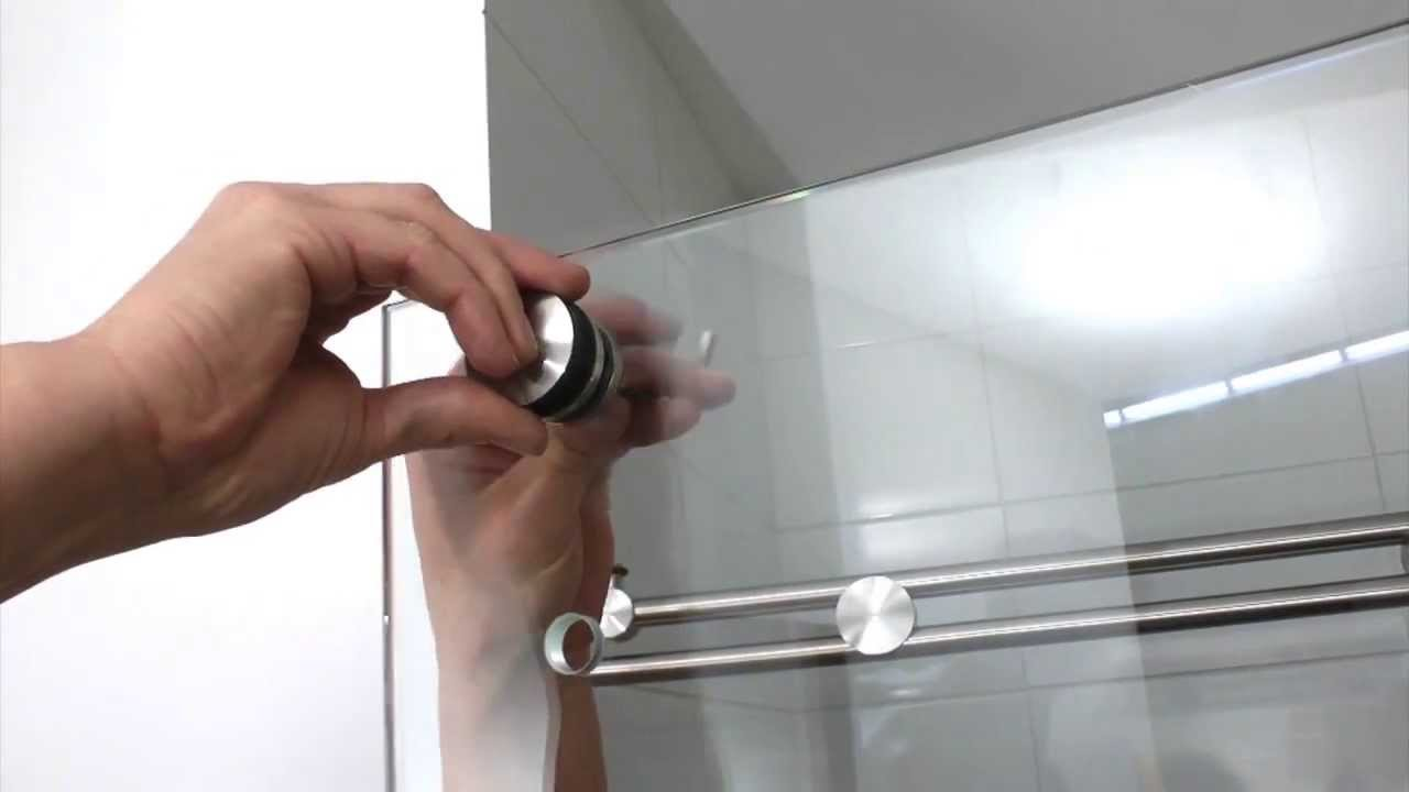 Installation Video Of The Miami Barn Door Shower System Youtube