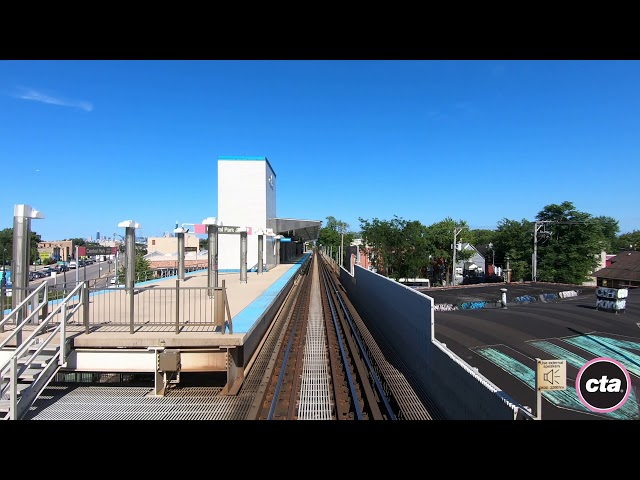 CTA's Ride the Rails: Pink Line Real-time (2019) v1.1
