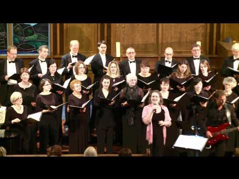Age of Aquarius/Let the Sun Shine - Jubilate! Chamber Choir